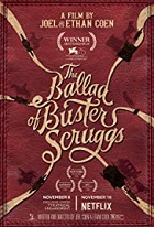 The Ballad of Buster Scruggs – Ethan & Joel Coen (2018)