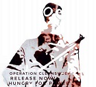 Operation Cleansweep – Release Now! Hungry For Power (2019)